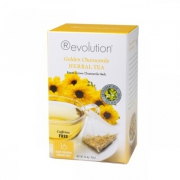Revolution Tea Golden Chamomile Herbal 16 T-bags