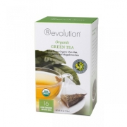 Revolution Tea Organic Green BIO  16 T-bags